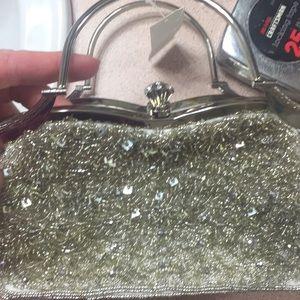 Bags - Beaded bag satchel